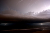 Lightning over Punta del Este 4