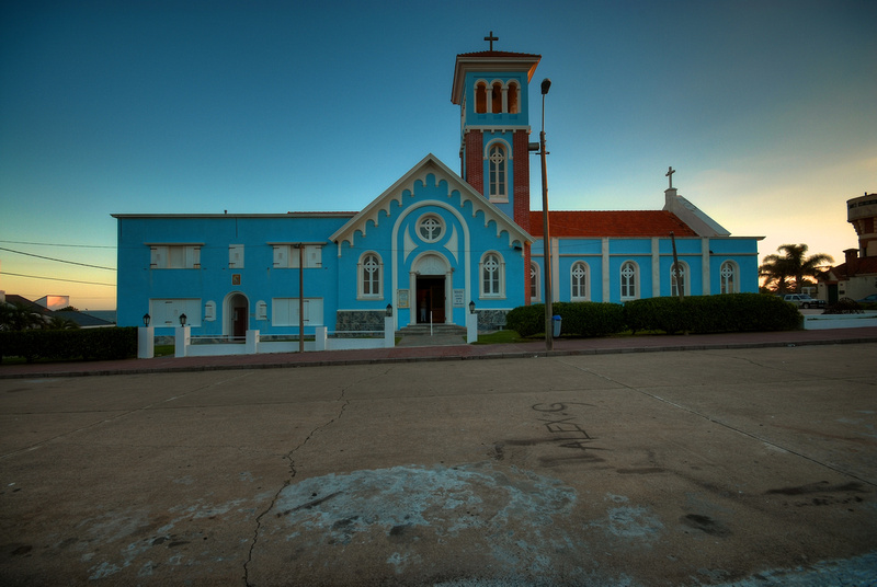 Nuestra Señora de la Candelaria in the peninsula of Punta del Este.