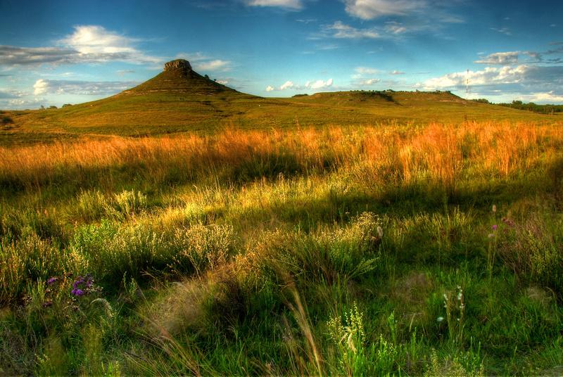 Uruguay in Photos   Landscapes   Cerro Batovi
